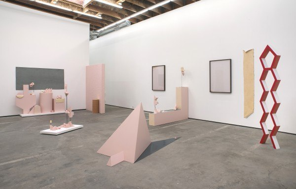 "Erik Frydenborg, ""DISTANTS"" by THE DISTANTS, 2010. Installation view, Cherry and Martin, Los Angeles."