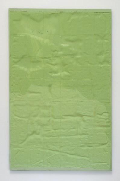 Erik Frydenborg, Exploring Our Living Planet, 2009. Pigmented polyurethane. 70 x 45 x 2 inches.
